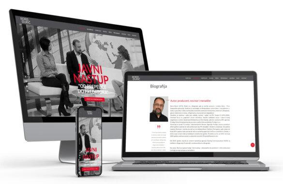 Boris Djuric sajt